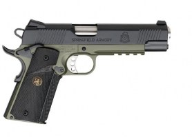 SPRINGFIELD ARMORY LOADED OPERATOR MC 45 ACP7